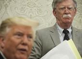 Thẩm phán Mỹ: Đã quá trễ để chặn sách của ông Bolton