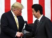 Nhật sẽ phải trông cậy ông Trump để giữ lính Mỹ ở lại?