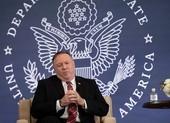 Ông Pompeo: Cần đối sách mới với Trung Quốc