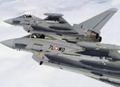 Biển Đông: Indonesia mua chiến đấu cơ Typhoon ngăn Trung Quốc