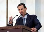 Ông al-Assad: Mỹ muốn gây chiến kinh tế để bóp nghẹt Syria