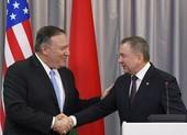 Ông Pompeo: 'Mỹ sẽ thay Nga cung cấp 100% dầu khí cho Belarus'