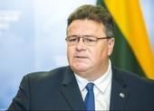 Lithuania trừng phạt Belarus để 'gửi thông điệp cho thế giới'
