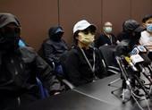 Hong Kong không can thiệp vụ Bắc Kinh bắt 12 'phần tử ly khai'