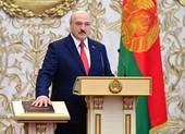 Ông Lukashenko 'bí mật' tuyên thệ nhậm chức bất chấp biểu tình