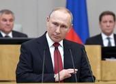 Ông Putin: Sửa nội dung Hiến pháp là điều đúng đắn cho Nga