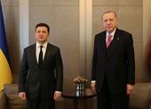 Thổ Nhĩ Kỳ lên tiếng về tình hình Ukraine