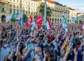 Người dân Hungary biểu tình phản đối xây trường đại học Trung Quốc ở Budapest
