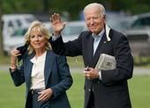 Ông Biden bắt đầu chuyến công du 8 ngày, đến châu Âu và sẽ gặp ông Putin