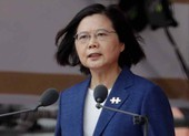 Bà Thái Anh Văn: Đài Loan sẽ không khuất phục trước Trung Quốc