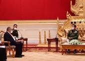 Malaysia nói sẽ gặp 'chính phủ bóng tối' Myanmar nếu Naypyidaw không hợp tác