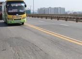 Từ 8-8, Tổng cục Đường bộ đóng cầu Thăng Long để sửa chữa