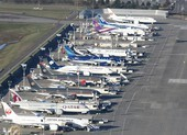 Hàng không thế giới sụt giảm 17,8 triệu ghế