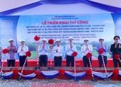 Khởi công tiếp ba gói thầu ở dự án Mai Sơn – Quốc lộ 45