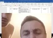 Đàn ông khỏa thân trên màn hình nghị sĩ chống LGBT họp online