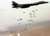 Mỹ thử nghiệm thả 10 quả bom phân mảnh mới thay thế bom chùm