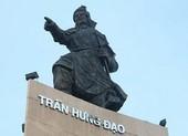 Lãnh đạo TP.HCM nói về tôn tạo tượng Đức thánh Trần Hưng Đạo