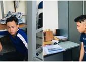 2 thanh niên phố Bùi Viện giật điện thoại Vertu bán 500 ngàn