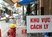 Quận Tân Phú: Phong tỏa, cách ly nhiều ngôi nhà trong đêm