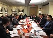 Việt Nam - Hoa Kỳ đối thoại về an ninh, quốc phòng