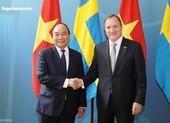 Thụy Điển coi Việt Nam là một đối tác quan trọng tại khu vực
