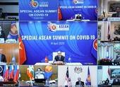 Việt Nam đưa 5 sáng kiến cùng ASEAN chống dịch COVID-19