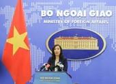 Việt Nam lên tiếng về 'đường 9 đoạn' của Trung Quốc