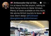 Thực hư thông tin đại sứ quán các nước yêu cầu công dân rời VN