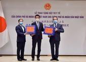 Việt Nam hỗ trợ vật tư y tế và đưa công dân từ Nhật về nước