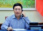 Việt Nam - Nga trao đổi về biện pháp chống dịch COVID-19