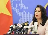 Việt Nam nói về phát ngôn của Ngoại trưởng Mỹ về Biển Đông
