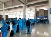 Hơn 280 công dân Việt Nam từ Mỹ về nước