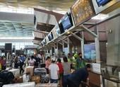 Hơn 210 công dân Việt Nam từ Indonesia về nước