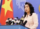 Việt Nam phản đối Trung Quốc triển khai máy bay ở Trường Sa