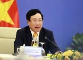 Việt - Trung thẳng thắn trao đổi nhiều vấn đề trên biển