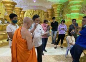 Gần 900 hũ tro cốt được gửi tại chùa Kỳ Quang 2