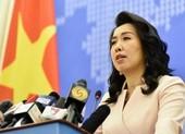 Yêu cầu Malaysia làm rõ vụ bắn chết ngư dân Việt Nam trên biển