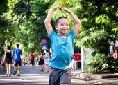 Lần đầu có giải chạy 1 cự ly, quyên góp tiền mổ tim cho trẻ em