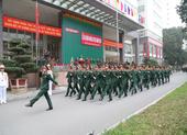 Điểm chuẩn 18 trường quân đội năm 2019