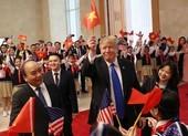 Điểm nhấn của hành trình 25 năm kiến tạo lòng tin Việt - Mỹ
