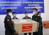 Việt Nam hỗ trợ Lào và Campuchia chống dịch COVID-19