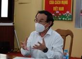 Bí thư Nguyễn Văn Nên gặp các chuyên gia dịch tễ bàn cách chống dịch
