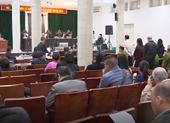 Đang tuyên án đối với Trịnh Xuân Thanh và các đồng phạm