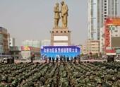 Phần tử khủng bố lũ lượt kéo về Trung Quốc