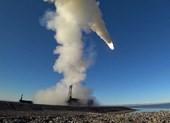 NATO tập trận ở Biển Đen, tàu chiến, tên lửa Nga 'vào vị trí'