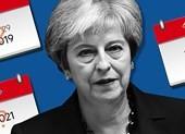 Brexit có thể bị trì hoãn đến cuối tháng 3-2020?