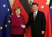 EU bật đèn xanh cho 'Vành đai và Con đường' của Trung Quốc