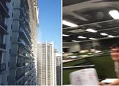 Động đất mạnh làm rung chuyển các tòa nhà ở Philippines