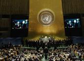 Ông Trump chê Liên Hiệp Quốc là câu lạc bộ 'thư giãn'