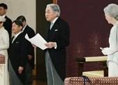 Nhật hoàng Akihito thoái vị, cầu bình an cho Nhật và thế giới